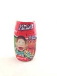 Gel Dental Bitufo Cocoricó Sem Flúor Frutas Tropicais 100 g