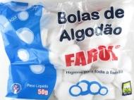 Algodão Farol Bolas 50 g