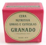 Cera Nutritiva Unhas e Cutículas Granado 7 g