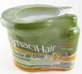 AmaciHair Azeite Oliva Guanidina Baldinho 200 g
