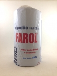 Algodão Farol Hidrófilo Rolo 250 g