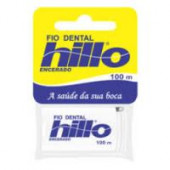 Fio Dental Hillo Regular c/ 100 mts