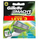 Carga Mach3 Sensitive Leve3Pague2