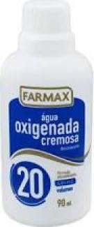 Água Oxigenada Farmax Cremosa 20 Vol 90 ml