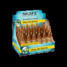 Ampola Tratamento Skafe Oleo Ricino 24 x 10 ml