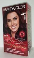 Beauty Color Kit Vermelho Infalivel 44.66 Borgonha Magnifico
