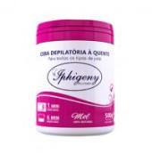 Cera Depilatória Iphigeny 500 gr Mel